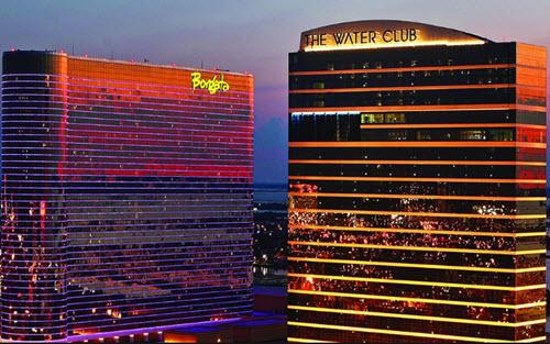 Borgata Hotel Casino & Spa, Atlantic City, New Jersey