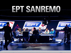 European Poker Tour di Sanremo