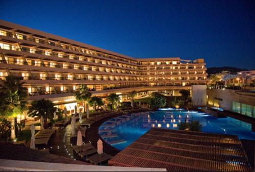 Luxurious Ibiza Gran Hotel