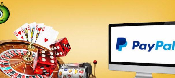 Casinò online che accettano Paypal